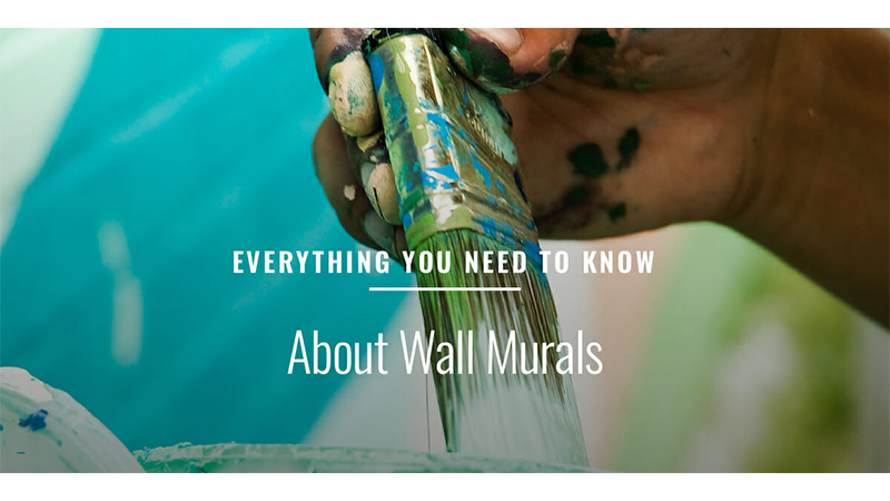All About Wall Murals